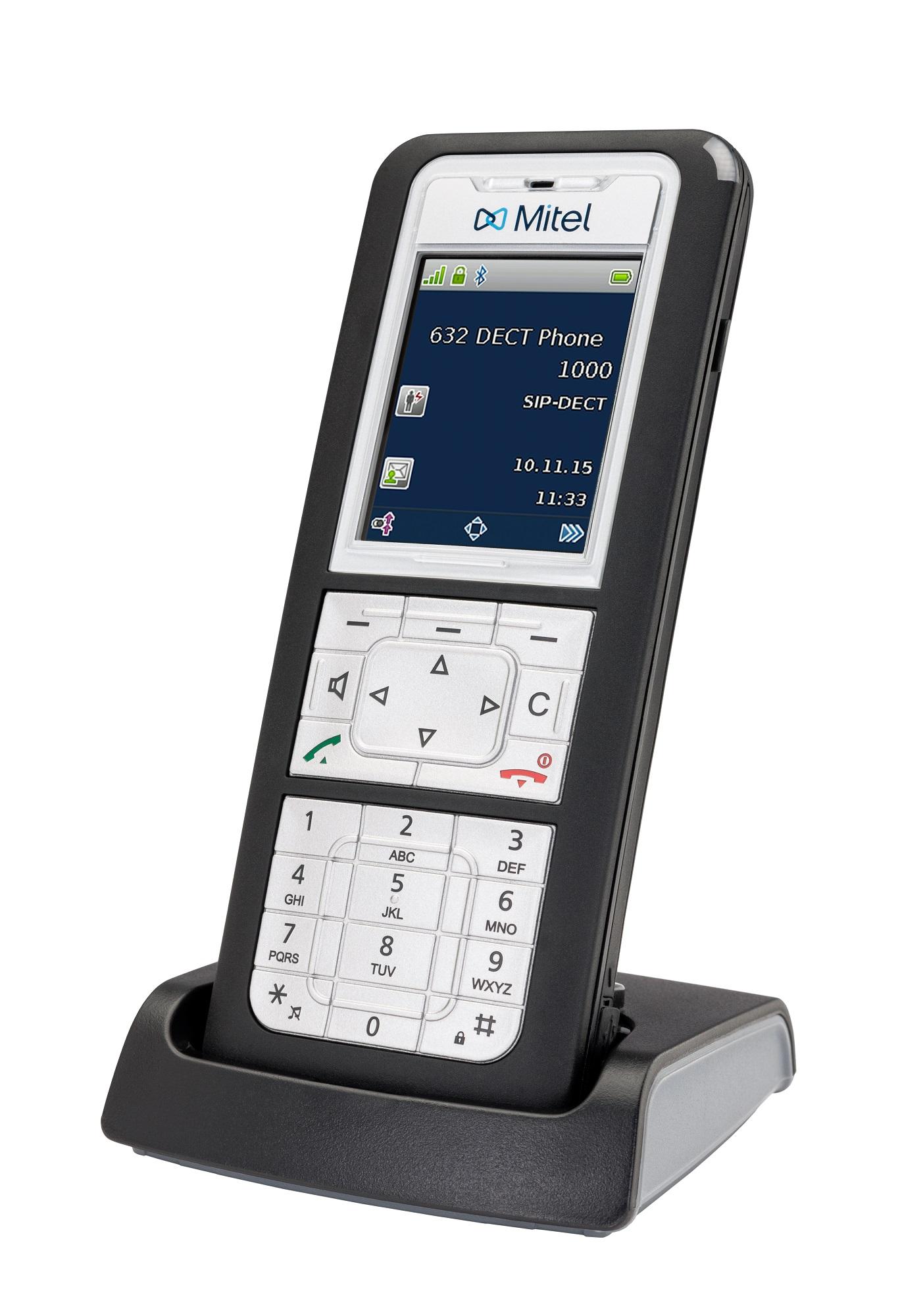 Mitel SIP-DECT|Wireless communication